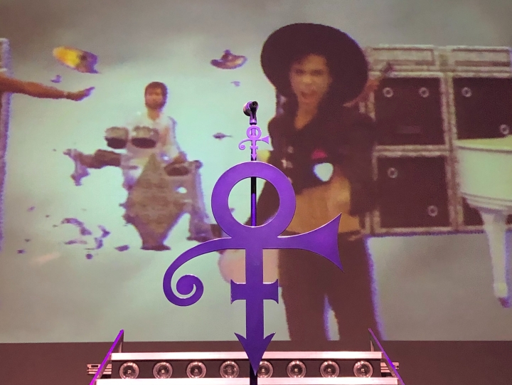 A Morning with the Prince at PaisleyPark